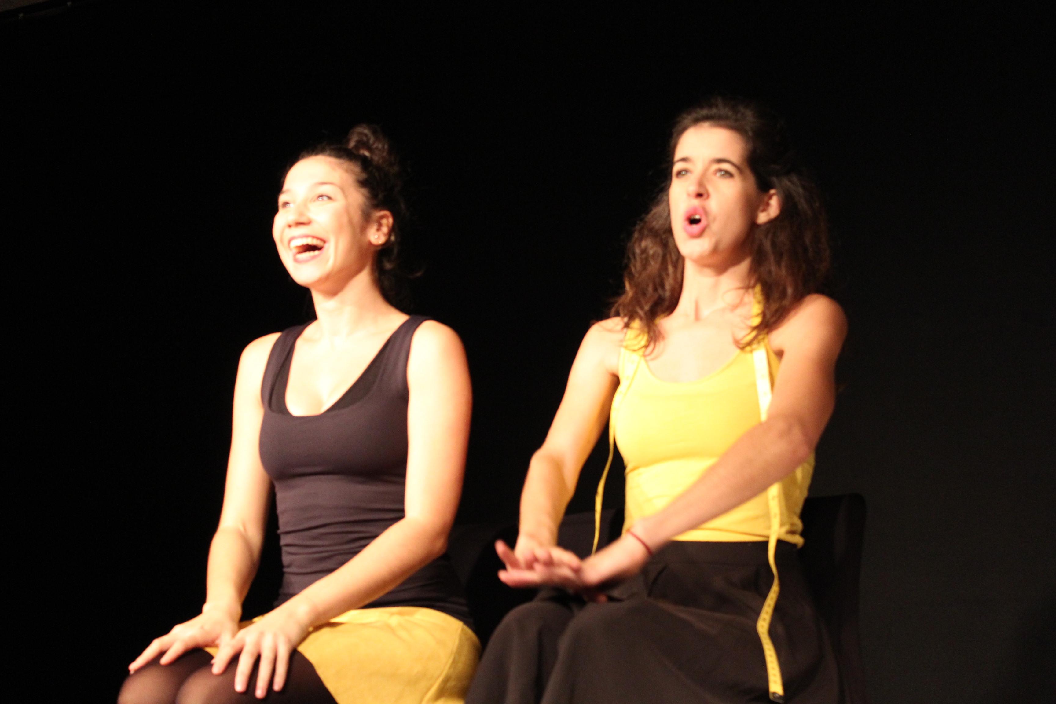 el Centre Moral d'Arenys de Munt dins el Cicle Insòlits porta l'obra de teatre: La Mil•limetrada
